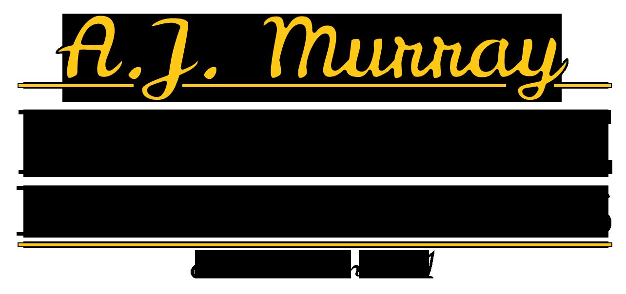 AJ Murray logo